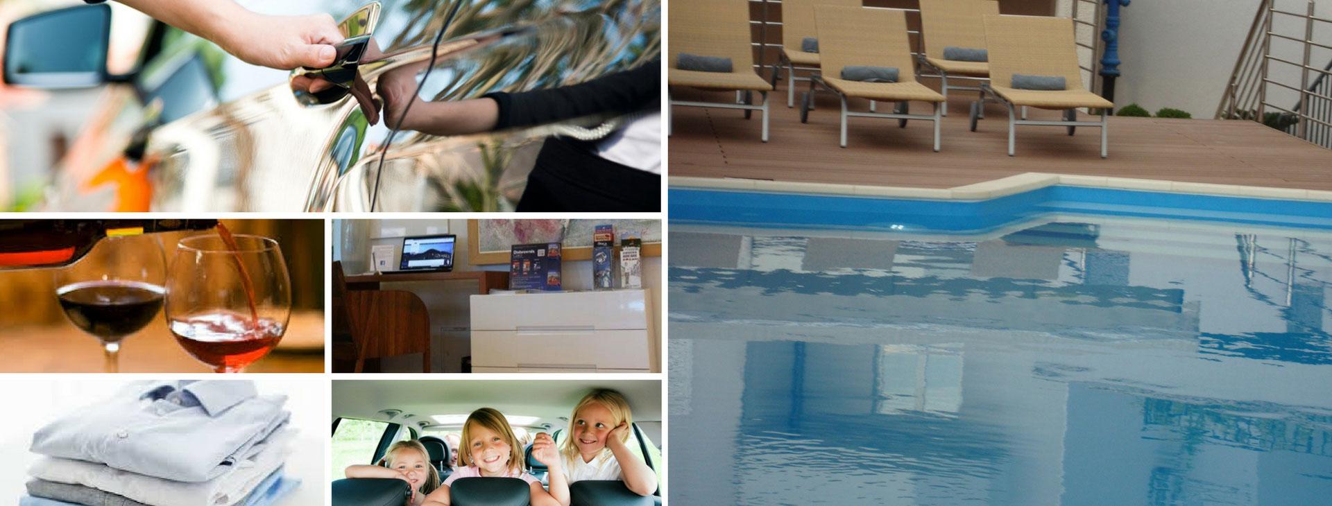 Dubrovnik hotel amenities
