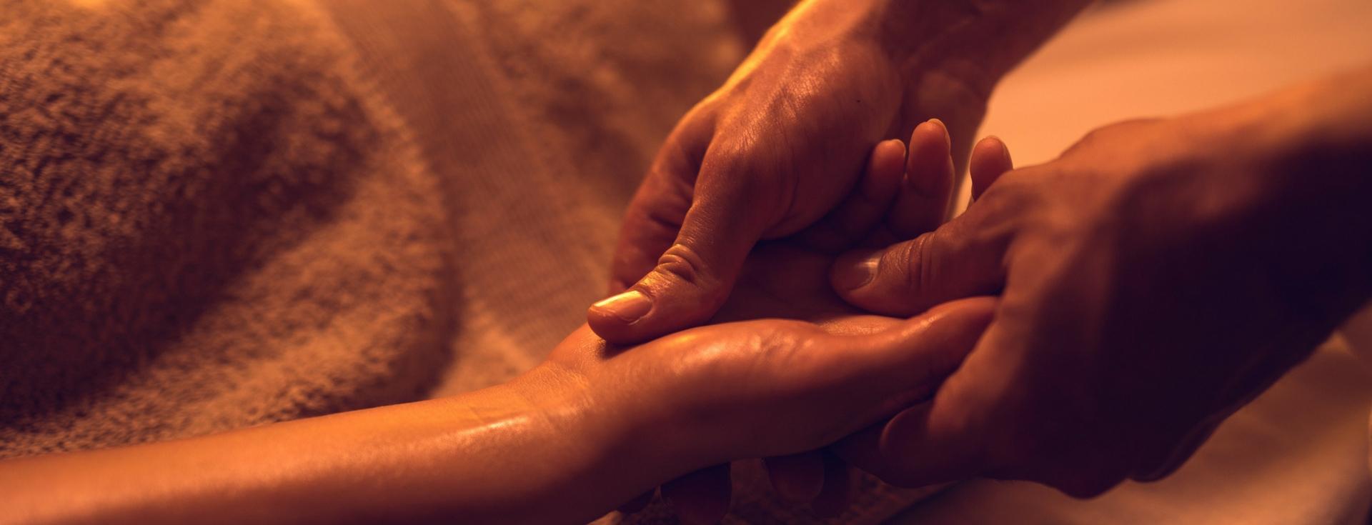 Massage and body treatments
